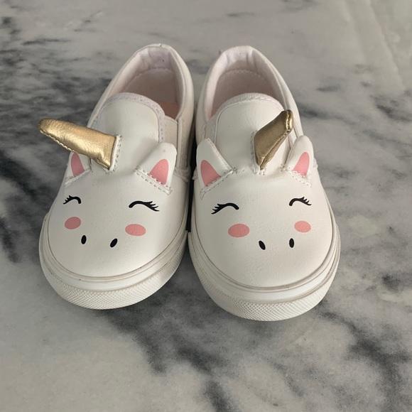 Old Navy Unicorn Sneakers Sz